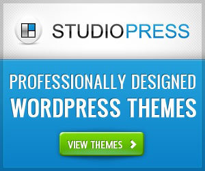 studio press wordpress themes